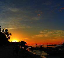 Golden Spark: Panglao Island by Yhun Suarez