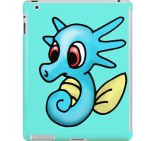 Horsea pokemon iPad Case/Skin