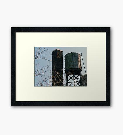 Untitled - WT 4 Framed Print