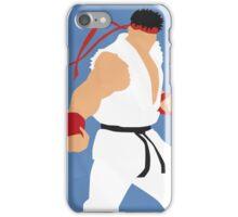 Ryu (Simplistic) iPhone Case/Skin