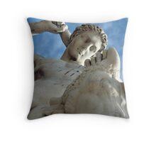 Theseus and the Minotaur (Paris) Throw Pillow