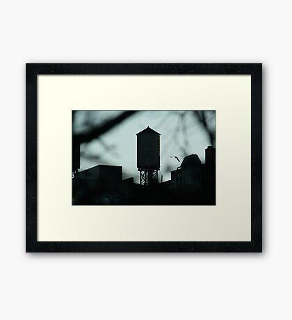 Untitled - WT 7 Framed Print