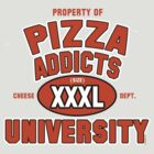 Pizza Addicts University by reflections06