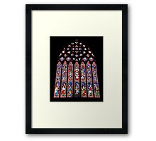 Cathedral #10 Framed Print