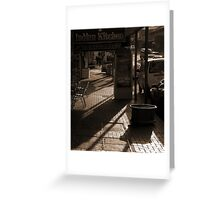 Vulture St - West End Series Greeting Card