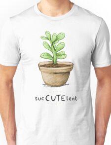 SucCUTElent Unisex T-Shirt