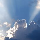 A Ray Of Light - A Ray Of Hope by barnsis