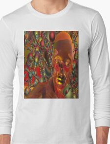 Psychedelic Mind Long Sleeve T-Shirt