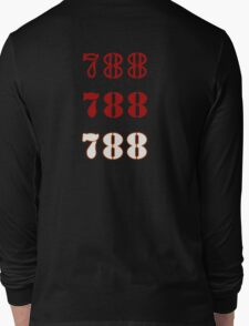 H.I.S.S. Numbers Long Sleeve T-Shirt