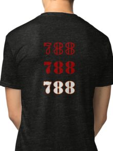 H.I.S.S. Numbers Tri-blend T-Shirt