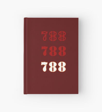H.I.S.S. Numbers Hardcover Journal