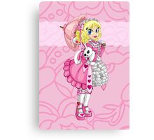 Sweet Lolita Canvas Print