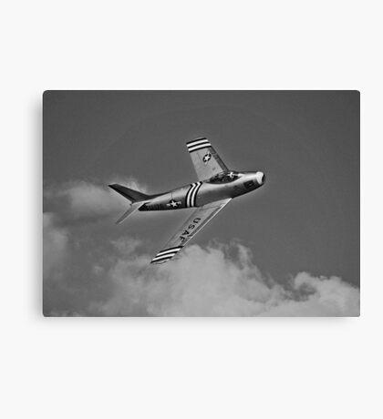 US Air Force Jet Canvas Print