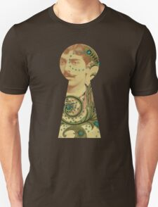 Out of the Past Keyhole View T-Shirt