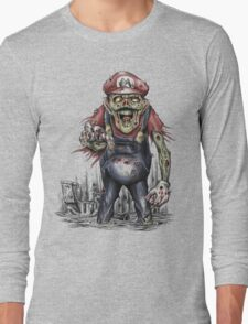 Return of the Living Dead Plumber Long Sleeve T-Shirt