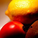 What the hell is a tamarillo anyway? by Sandy Sutton