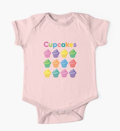 Cupcakes Pretty Kids Clothes
