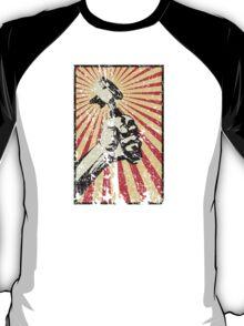 Coffee Revolution! Distressed T-Shirt