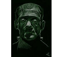 Frankenstein's Monster Photographic Print