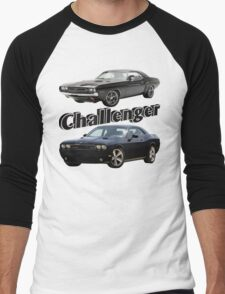 Challenger Men's Baseball ¾ T-Shirt