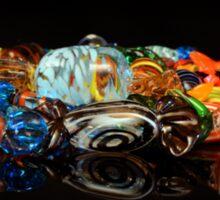 Glass candy Sticker