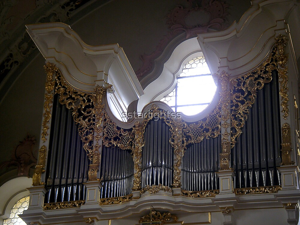 Wilten Basilica Organ by sstarlightss