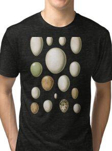 lovely egg collection Tri-blend T-Shirt