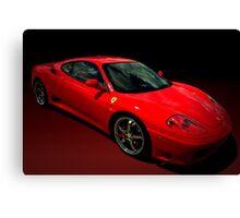 2004 Ferrari 360 Modena  Canvas Print