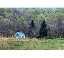 Rural Living Photographic Print