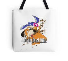 I Main Duck Hunt - Super Smash Bros. Tote Bag