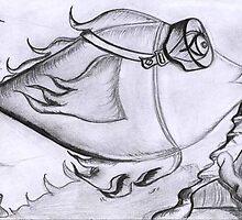 Binxy Blow Fish by keemorae