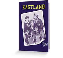 Eastland - Class of 1982 Greeting Card