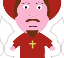 Unexpected: The Spanish Inquisition Sticker