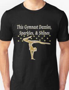 GORGEOUS GOLD GYMNAST Unisex T-Shirt
