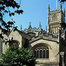 Cirencester Parish Church. by rodsfotos