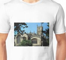 Cirencester Parish Church. Unisex T-Shirt