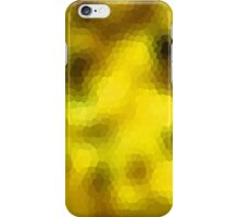 Mustard Glass iPhone Case/Skin