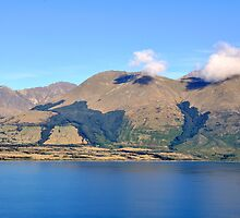 Te Anau New Zealand by mike99