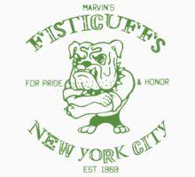 Fisticuffs Club NYC by edwardengland