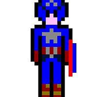 Captain america by fandomsohmy