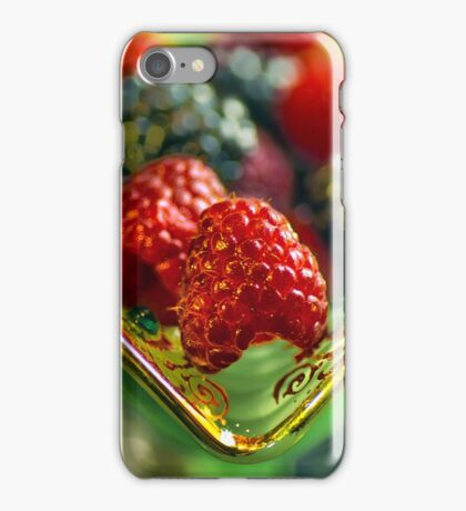 Treat of Berry iPhone Case/Skin