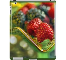 Treat of Berry iPad Case/Skin