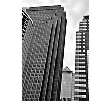 Philly downtown style Photographic Print