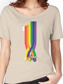 T-Shirt 1/85 (Public Office) by Jonathan Zawada  Women's Relaxed Fit T-Shirt