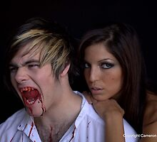 Vampire shoot. by Liam Semini