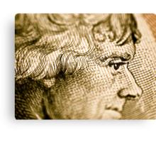 Jefferson Canvas Print