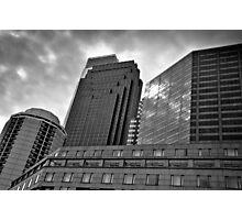 Windows on Logan Square - Philadelphia, PA Photographic Print