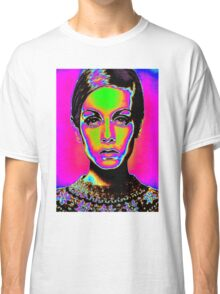Pop Art fashion Classic T-Shirt