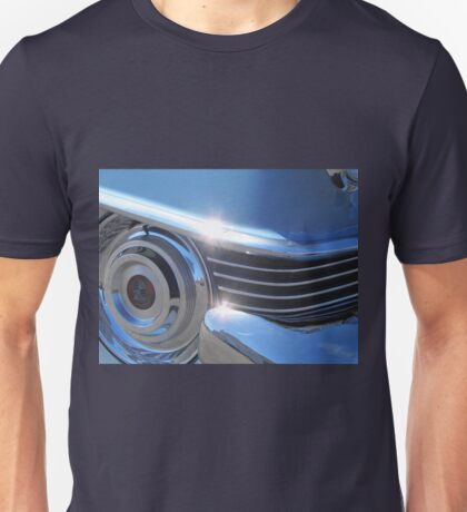 1954 Cadillac Series 62 Coupe DeVille - Chrome Vol 1 Unisex T-Shirt