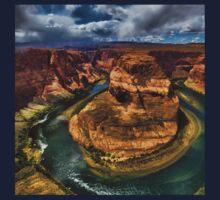 Horseshoe Bend , Arizona One Piece - Long Sleeve